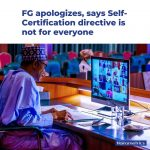 Self-Certification Is Not For Everyone, FG
