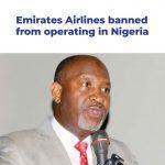Nigeria Bans Emirate Airline