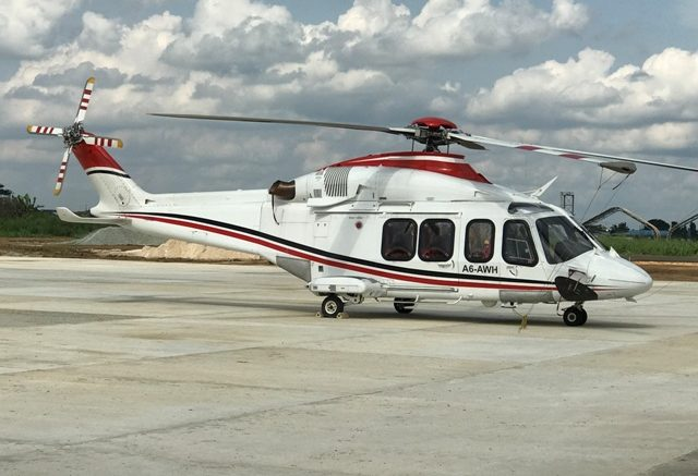 ADA, OAS Partner, Provides Helicopter Services To Oil, Gas Operation In Nigeria