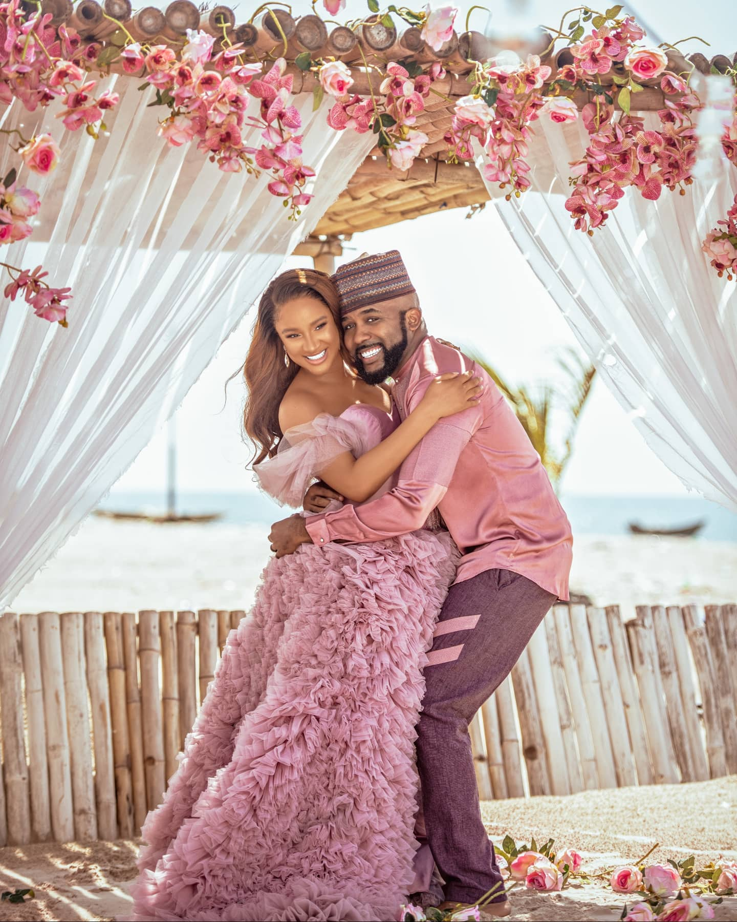 Read more about the article Adesua Etomi & Banky W Welcomed Their First Born Child