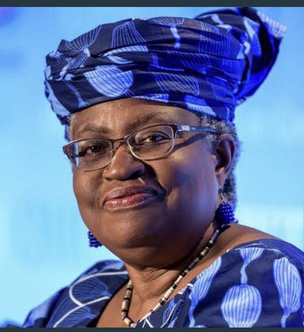 Nigerian Girls and Women Pay Tribute to the New WTO Director Okonjo-Iweali in the #BelikeNgozi Challenge.