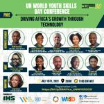 Weforgood, IHS And United Nations Information Centre Collaborate To Host UN World Youth Skills Day Conference