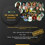 It's The Sixth Edition of The Nigeria's 25 Under 25 Awards